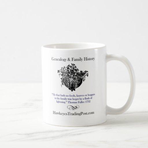 Genealogy Cup of Inspiration 3 Mugs