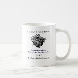 Genealogy Cup of Inspiration 4 Classic White Coffee Mug