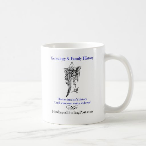 Genealogy Cup of Inspiration 5 Coffee Mugs