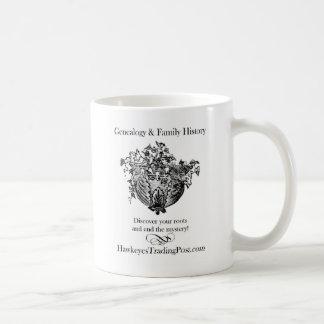 Genealogy Cup of Inspiration 7 Classic White Coffee Mug