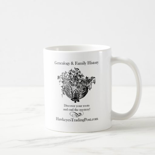 Genealogy Cup of Inspiration 7 Coffee Mugs