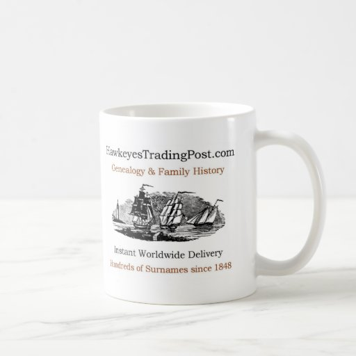 Genealogy Cup of Inspiration 9 Coffee Mugs