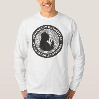 Genealogy Detectives T-Shirt