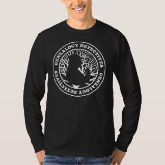 Genealogy Detectives T Shirt