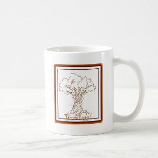 Genealogy Family Tree with a Twist Classic White Coffee Mug