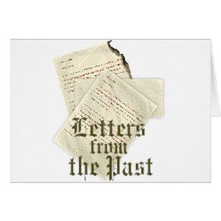Genealogy Greeting Card