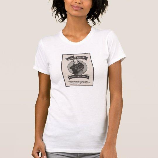 Genealogy Grout T-Shirt