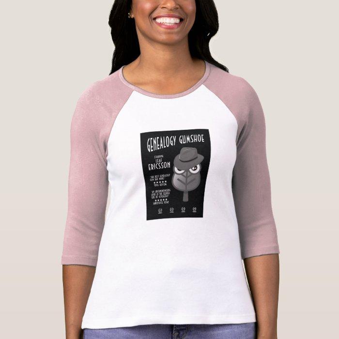 Genealogy Gumshoe T-Shirt