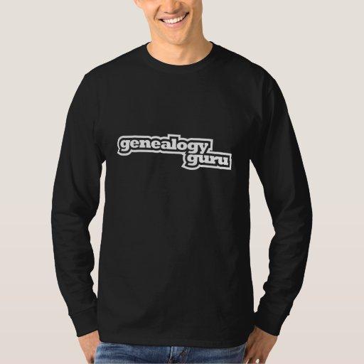 Genealogy Guru T-Shirt