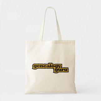 Genealogy Guru Tote Bag