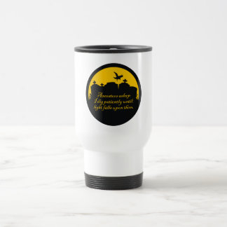 Genealogy Haiku Travel Mug