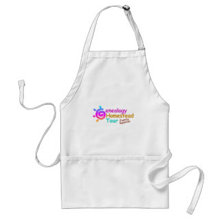 Genealogy Homestead Tour  Apron