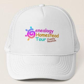 Genealogy Homestead Tour Family Reunion Cap