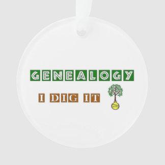 GENEALOGY I Dig It