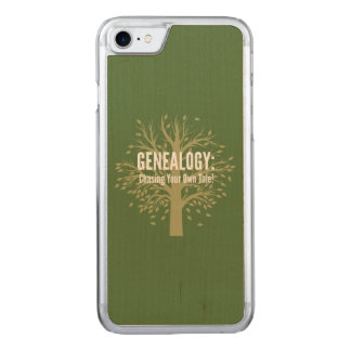 Genealogy iPhone 6 Carved iPhone 8/7 Case
