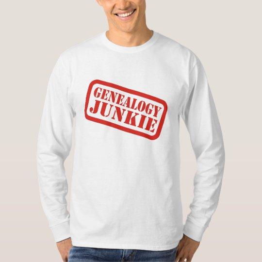 Genealogy Junkie T-Shirt