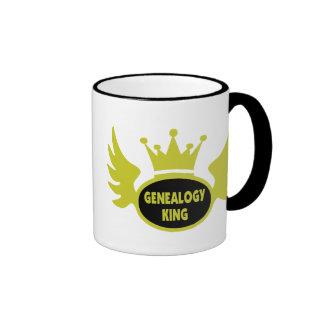 Genealogy King Coffee Mug