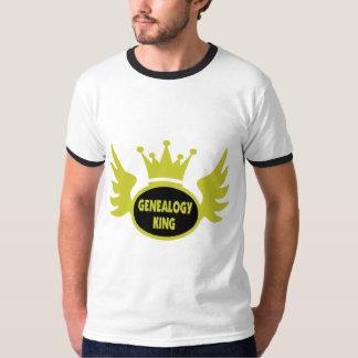 Genealogy King Shirt