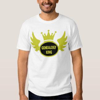 Genealogy King T-shirt
