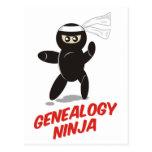 Genealogy Ninja Postcards