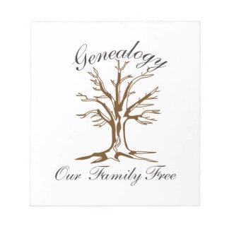 Genealogy Notepad