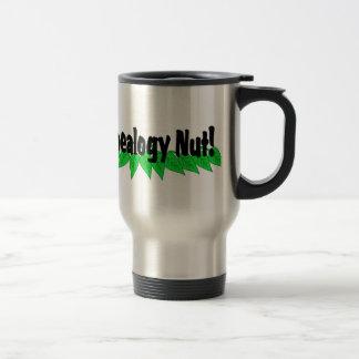 Genealogy Nut Mugs