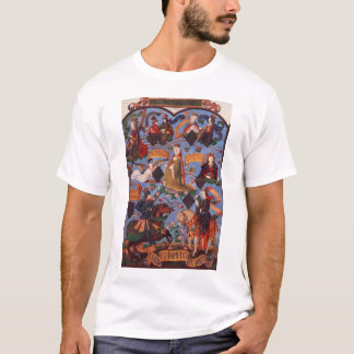 Genealogy of Queen Isabella T-Shirt