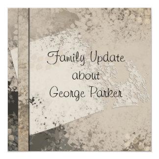 Genealogy Photo Card