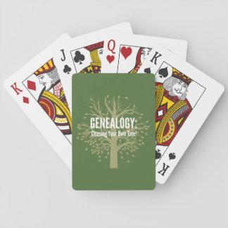 Genealogy Playing Cards