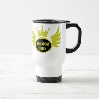 Genealogy Queen 2 Mugs