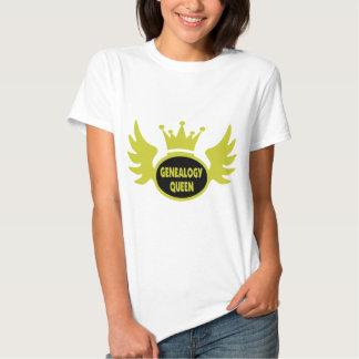 Genealogy Queen 2 Shirt