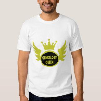 Genealogy Queen 2 Tshirts