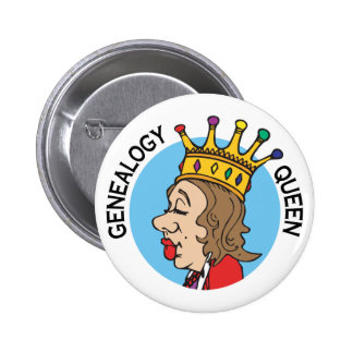 Genealogy Queen Button