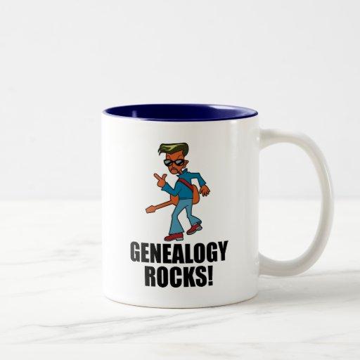 Genealogy Rocks Coffee Mug