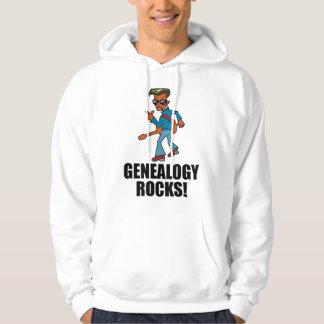 Genealogy Rocks Pullover