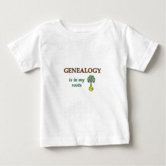 Genealogy Roots Baby T-Shirt