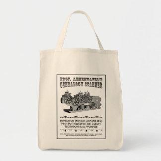 Genealogy Scanner Tote Bags