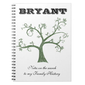 Genealogy Search Notes Journal