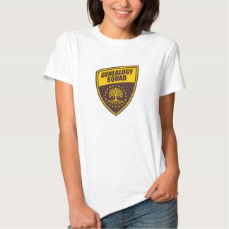 Genealogy Squad Tee Shirt