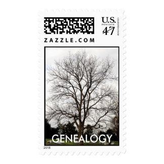 GENEALOGY STAMP