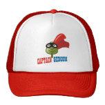 Genealogy Superhero Trucker Hat