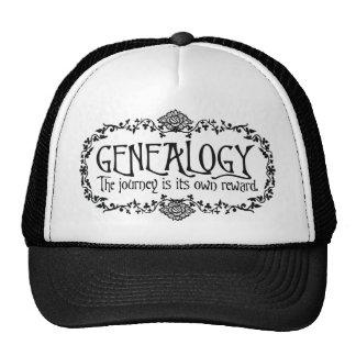 Genealogy. The Journey Is Its Own Reward. Trucker Hat