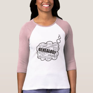 Genealogy Thoughts Tees