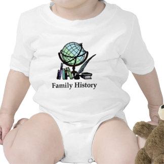 Genealogy Baby Bodysuits