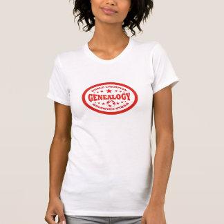 Genealogy World Champion T-Shirt