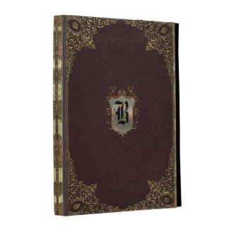 Genengraph Old Style Book iPad Case