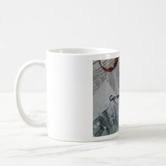 Geneology Buff Coffee Mug