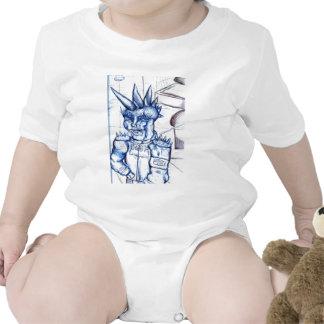 Generación de la condenación trajes de bebé