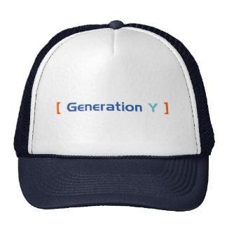 Generación Y Gorra