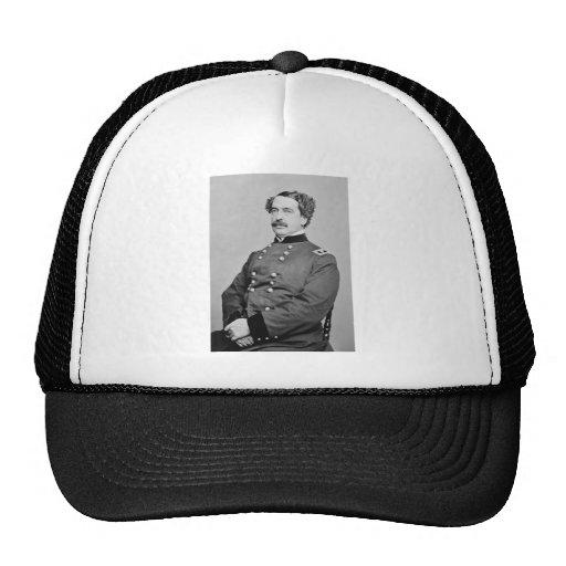 General Abner Doubleday de la unión de la guerra c Gorros Bordados